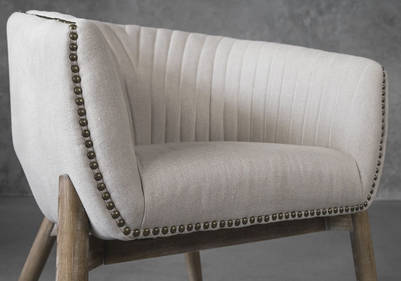 Betty Dining Chair, Close Up