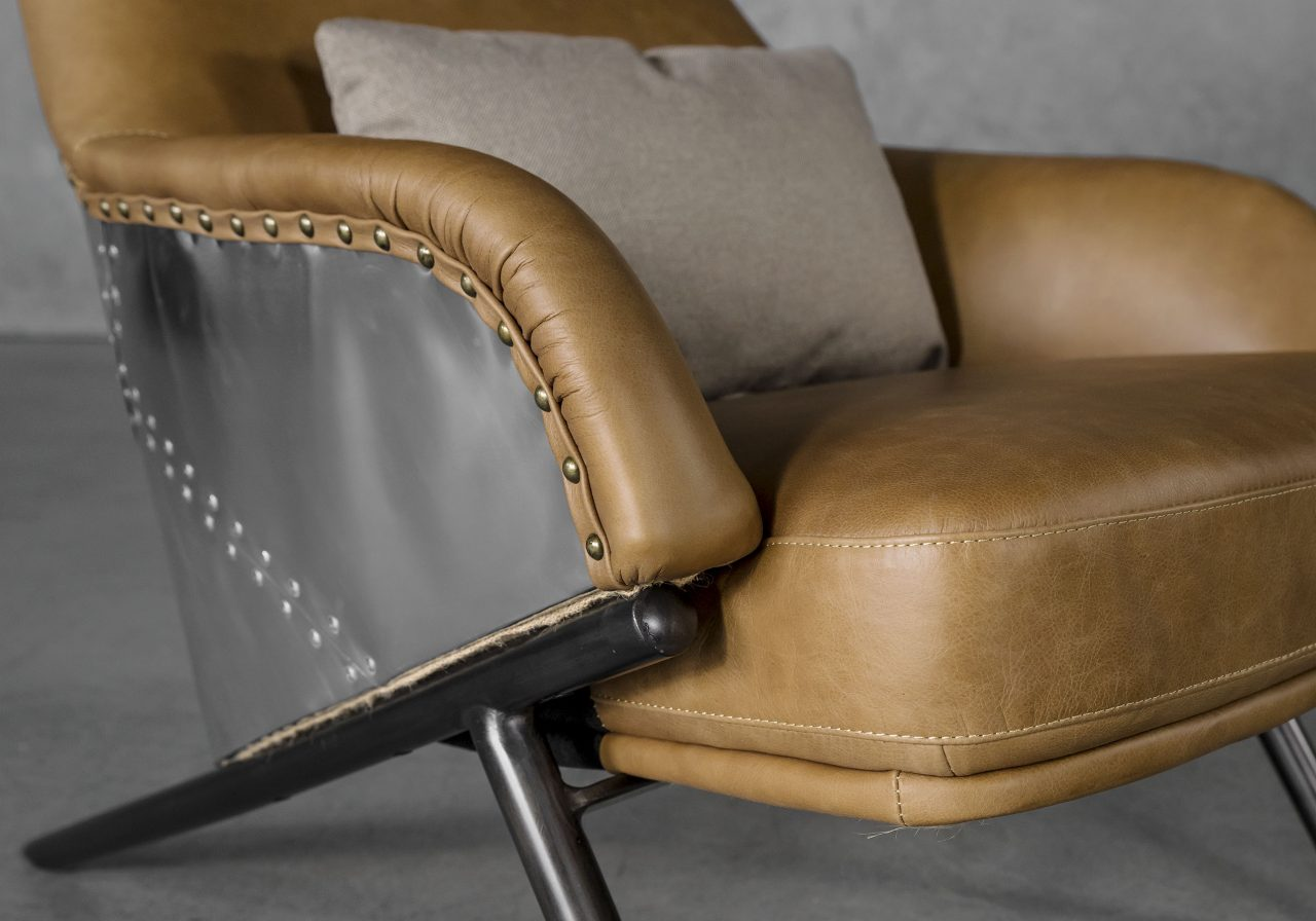 Aston Chair, Close Up