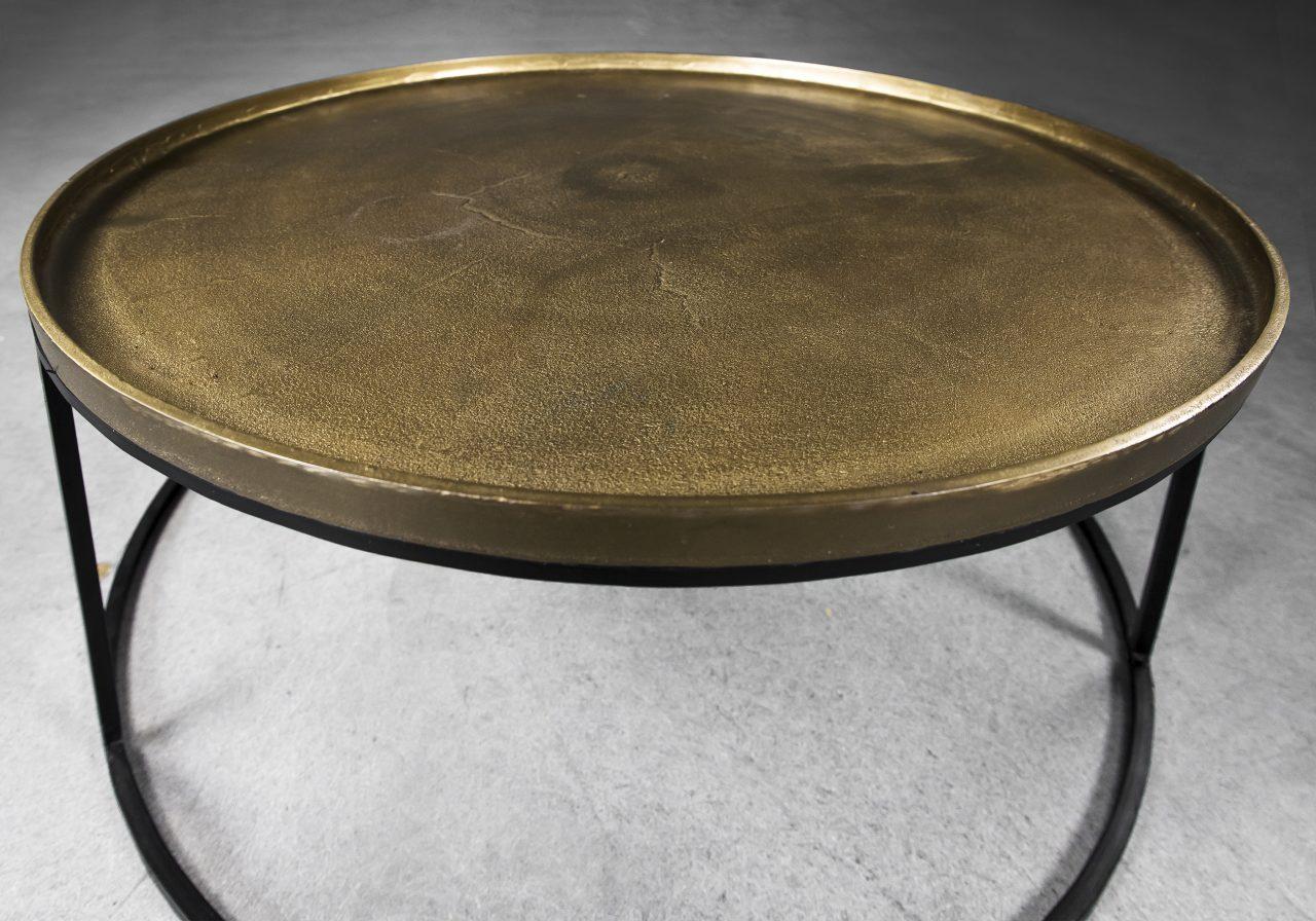 Bari Coffee Table, Angle