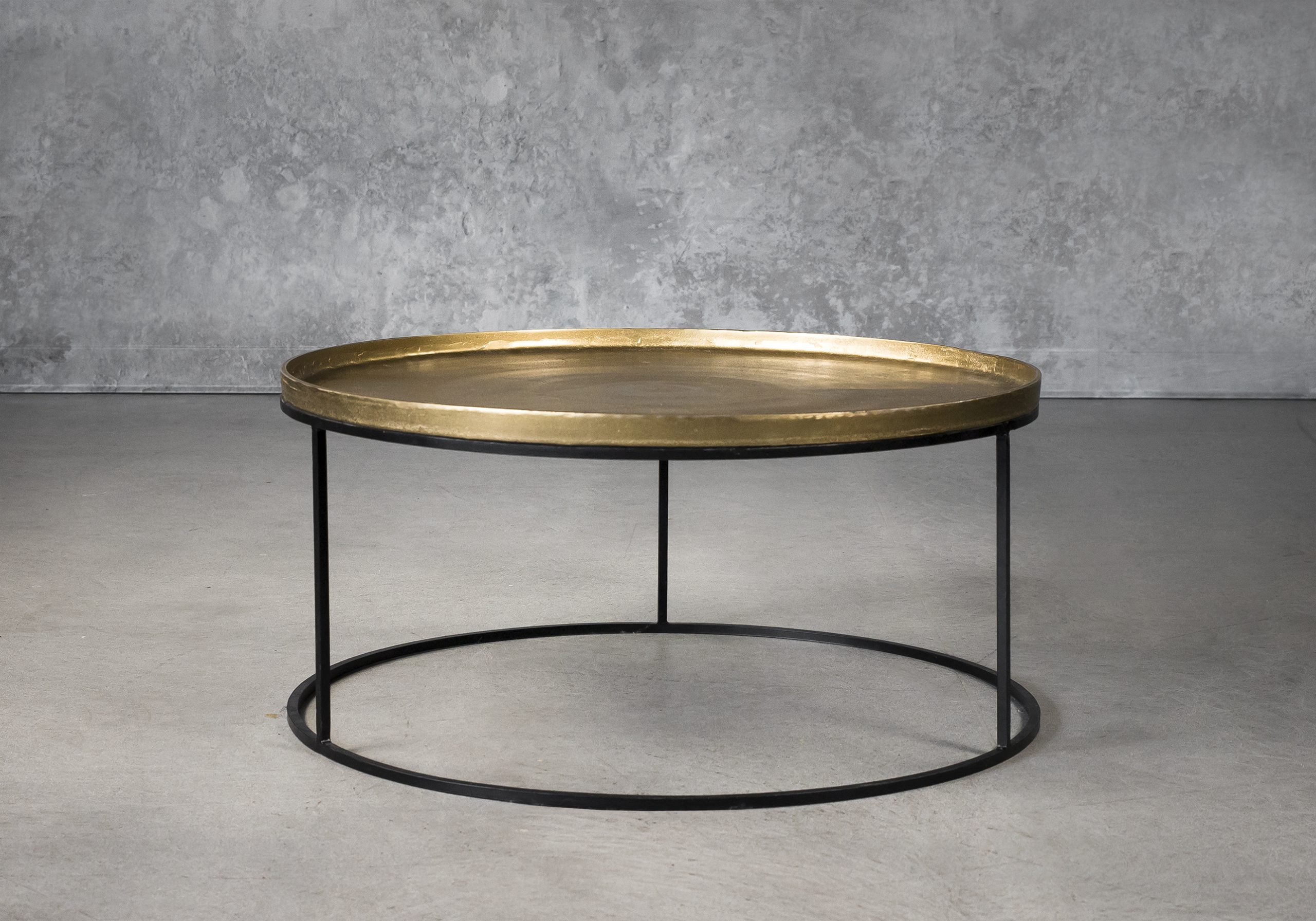 Bari Coffee Table, Front