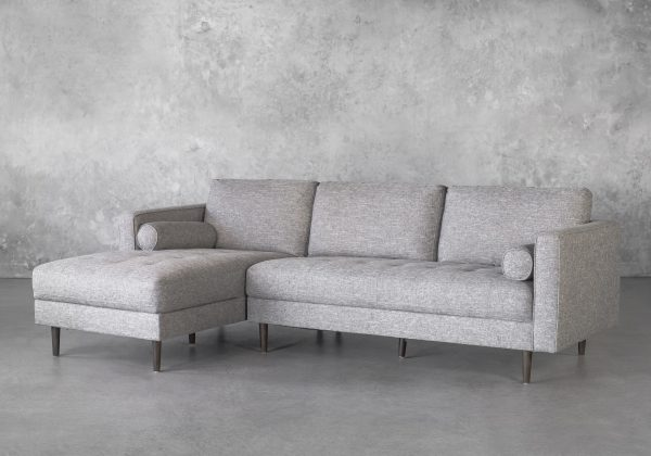 Cooper Sectional in Grey B543, Angle, SL