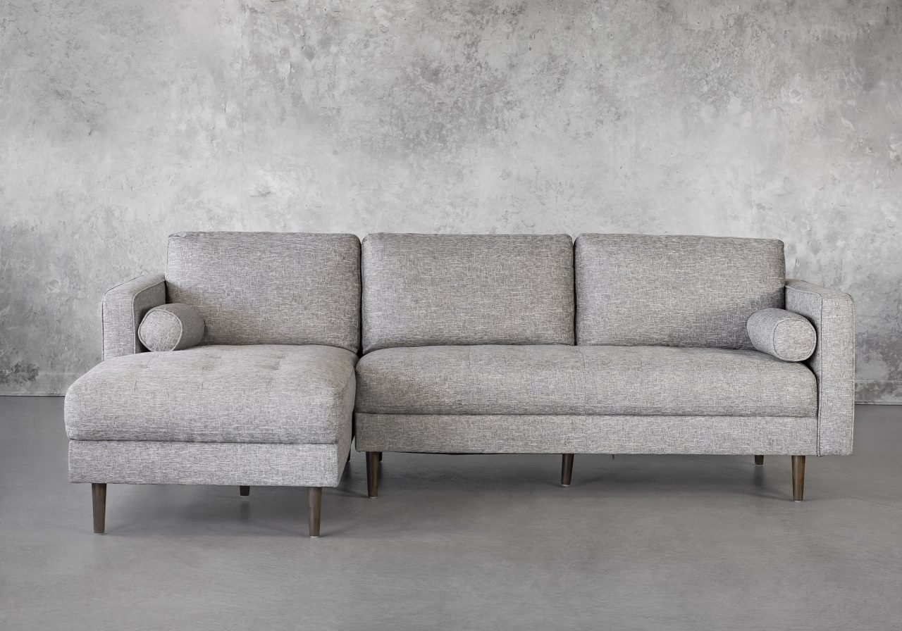 Cooper Sectional in Grey B543, Front, SL