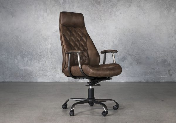 Clint Office Chair, Angle