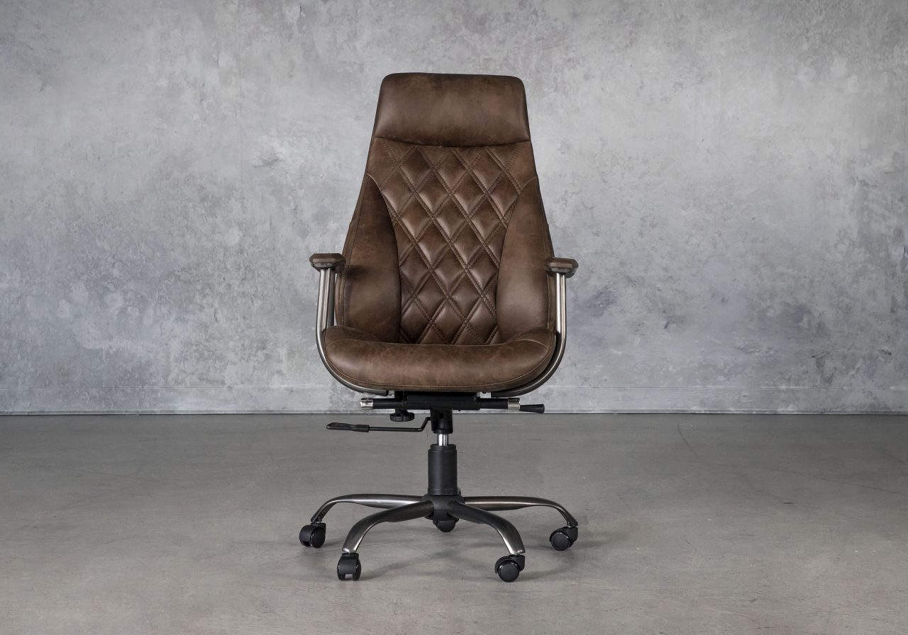 Clint Office Chair, Front