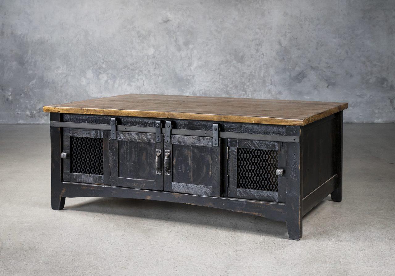 Eblo Coffee Table, Angle