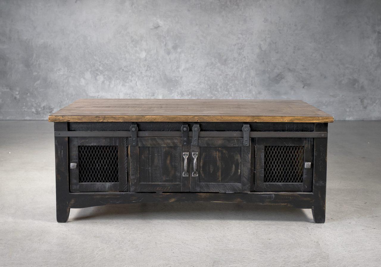 Eblo Coffee Table, Front