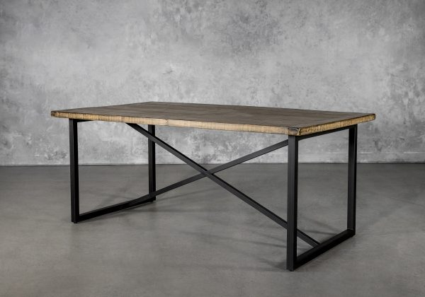 Fran Dining Table, Angle