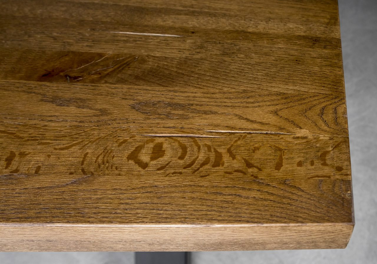 Ironside Medium Dining Table, Top