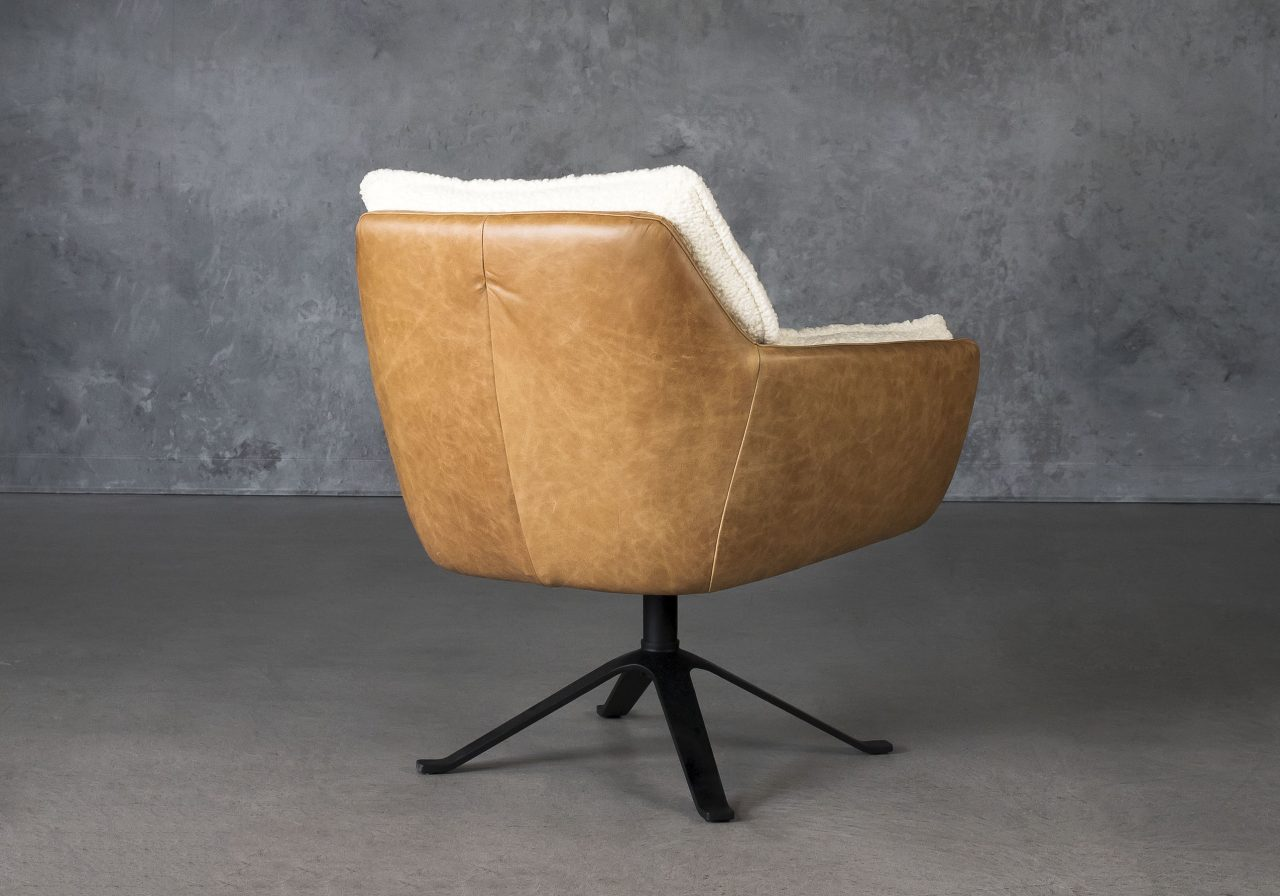 Jay Swivel Chair, Back