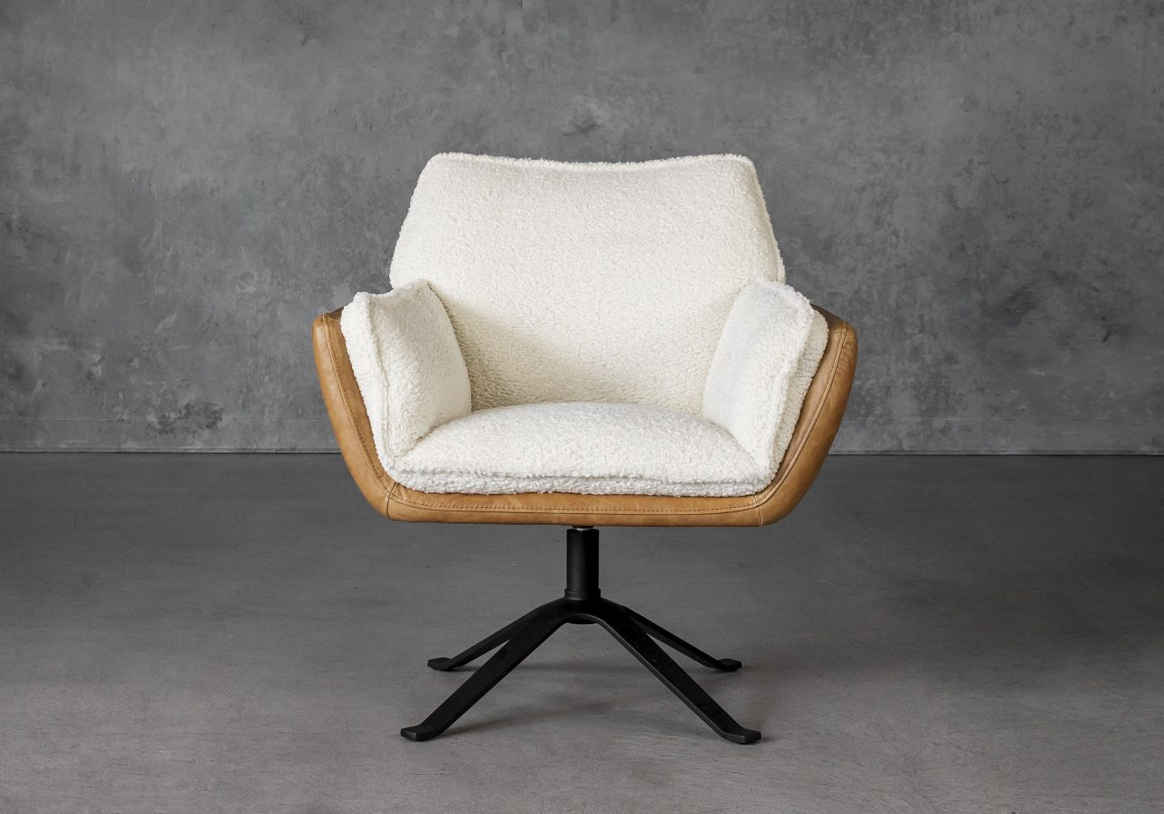Jay Swivel Chair, Front