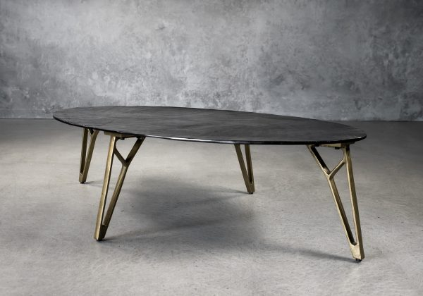Julius Coffee Table, Angle