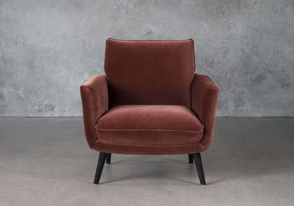 Layla Accent Chair, Front