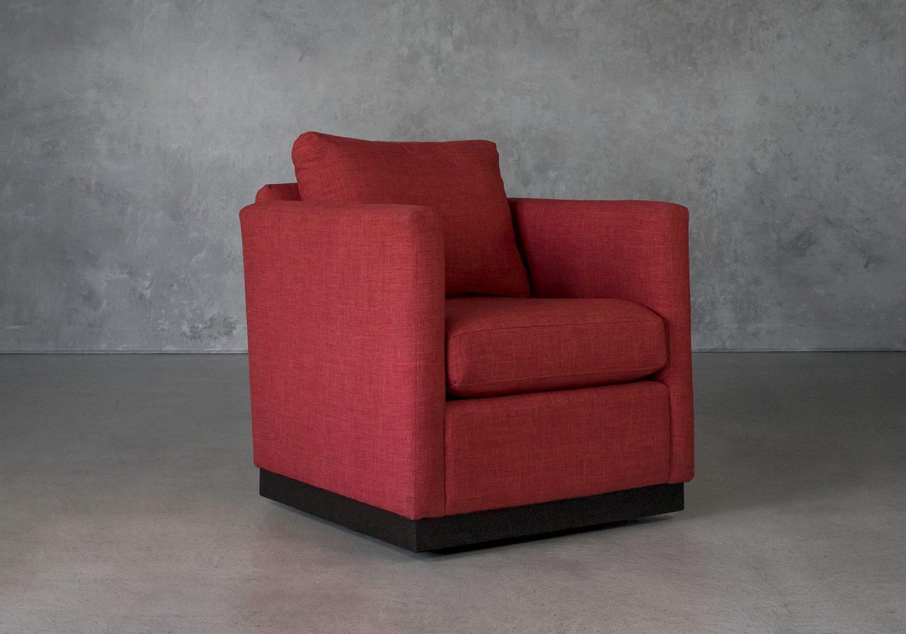 Lennox Chair, Angle
