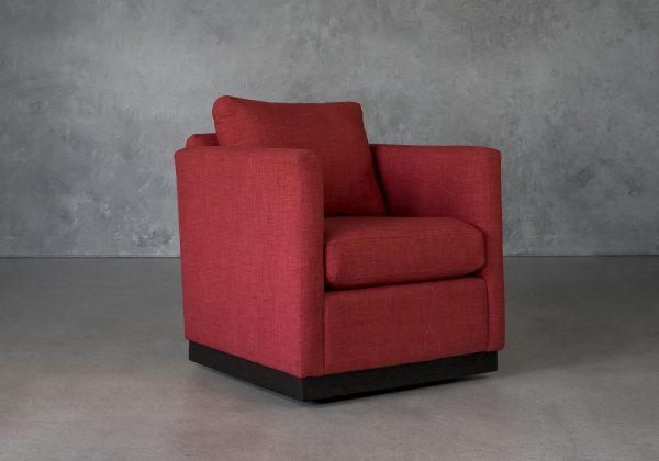 Lennox Chair, Angle