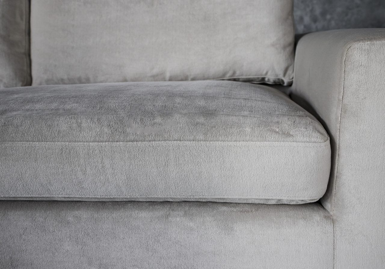 Lucca Sectional, Close Up