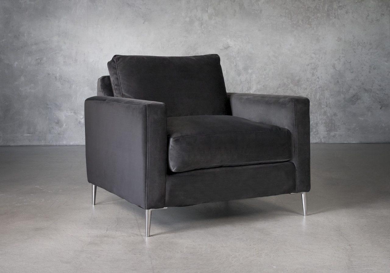 Luke Chair, Angle