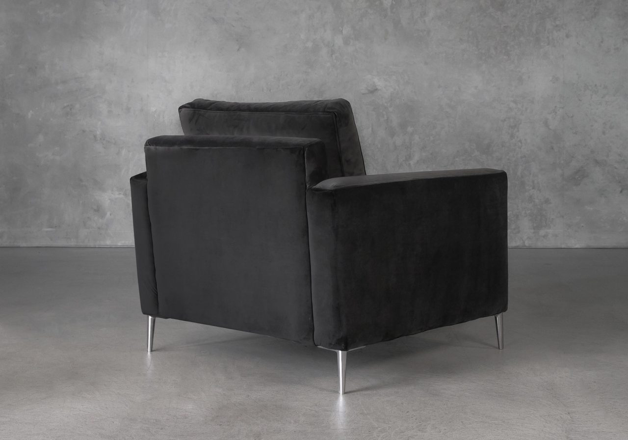 Luke Chair, Back