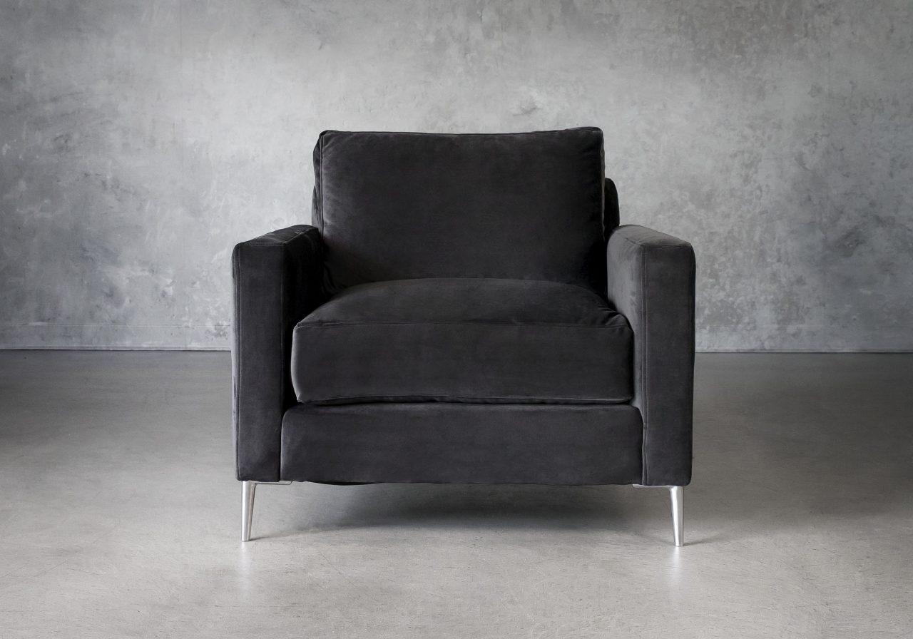 Luke Chair, Front