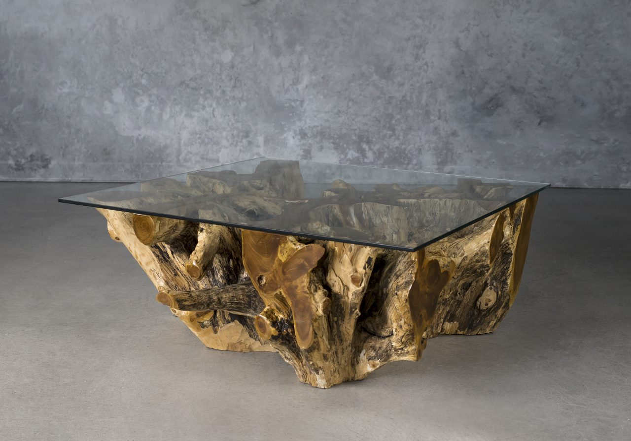 Montana Coffee Table, Angle