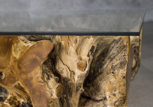 Montana Coffee Table, Close Up