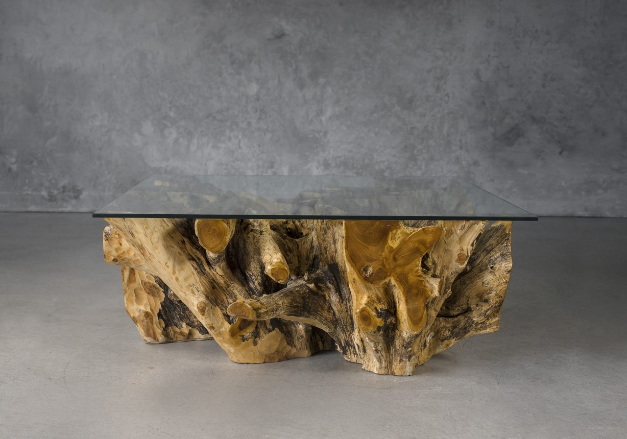 Montana Coffee Table, Front