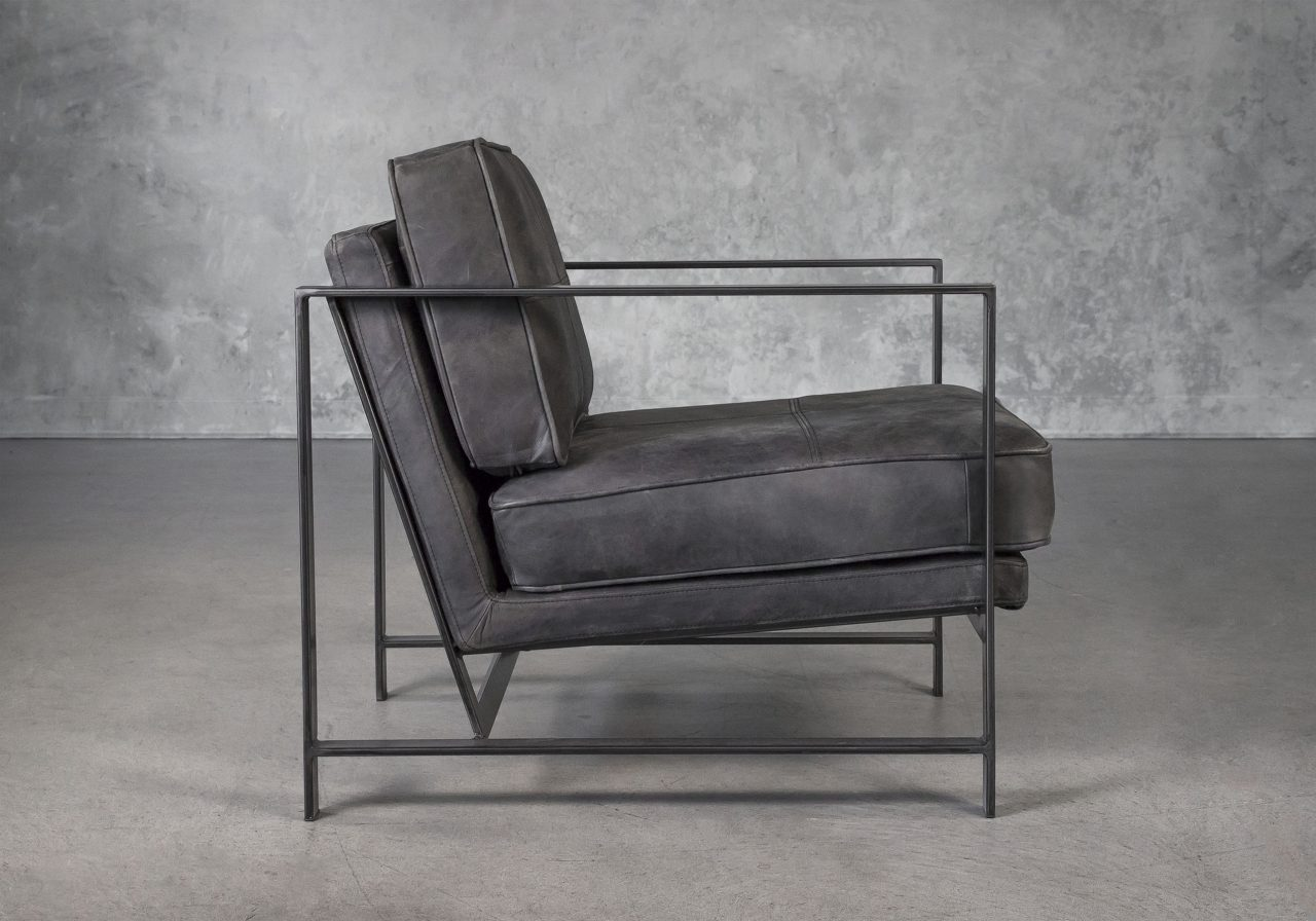 Oliver Chair, Side
