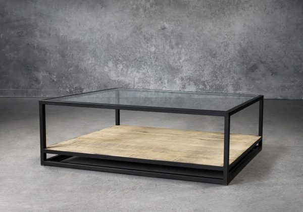 Prato Coffee Table, Angle