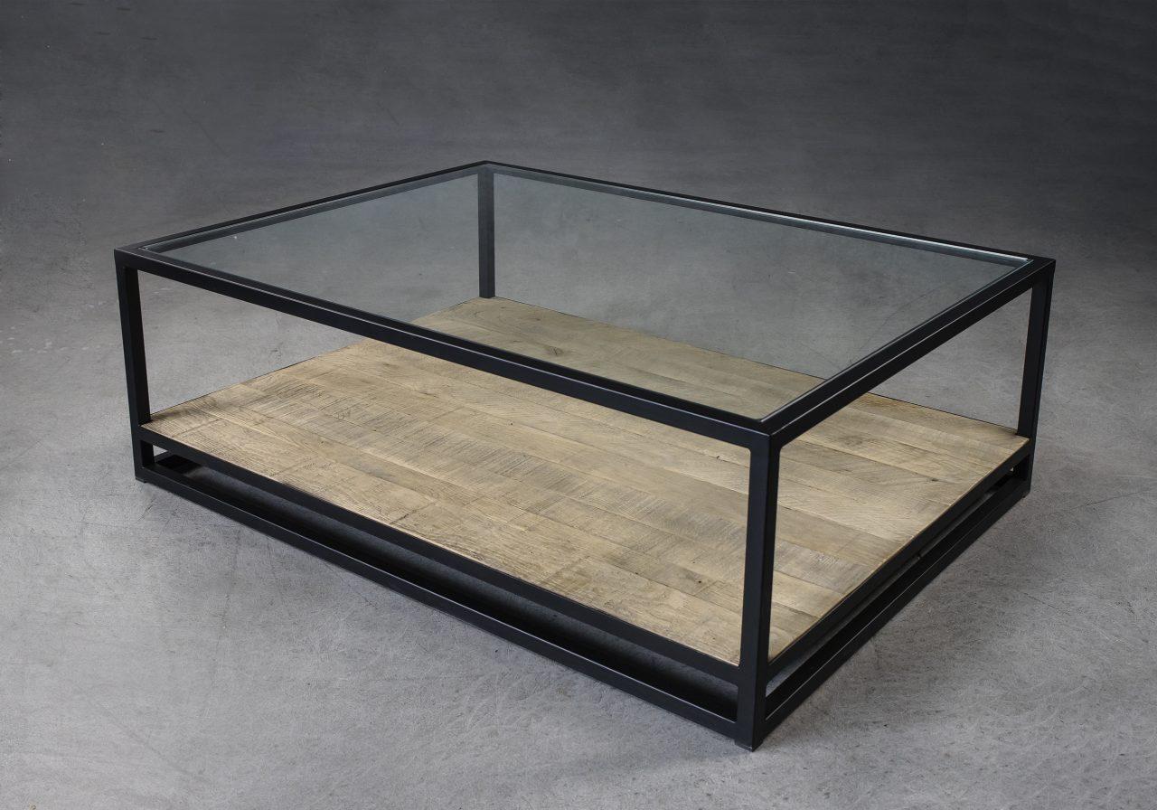 Prato Coffee Table, Angle, Top