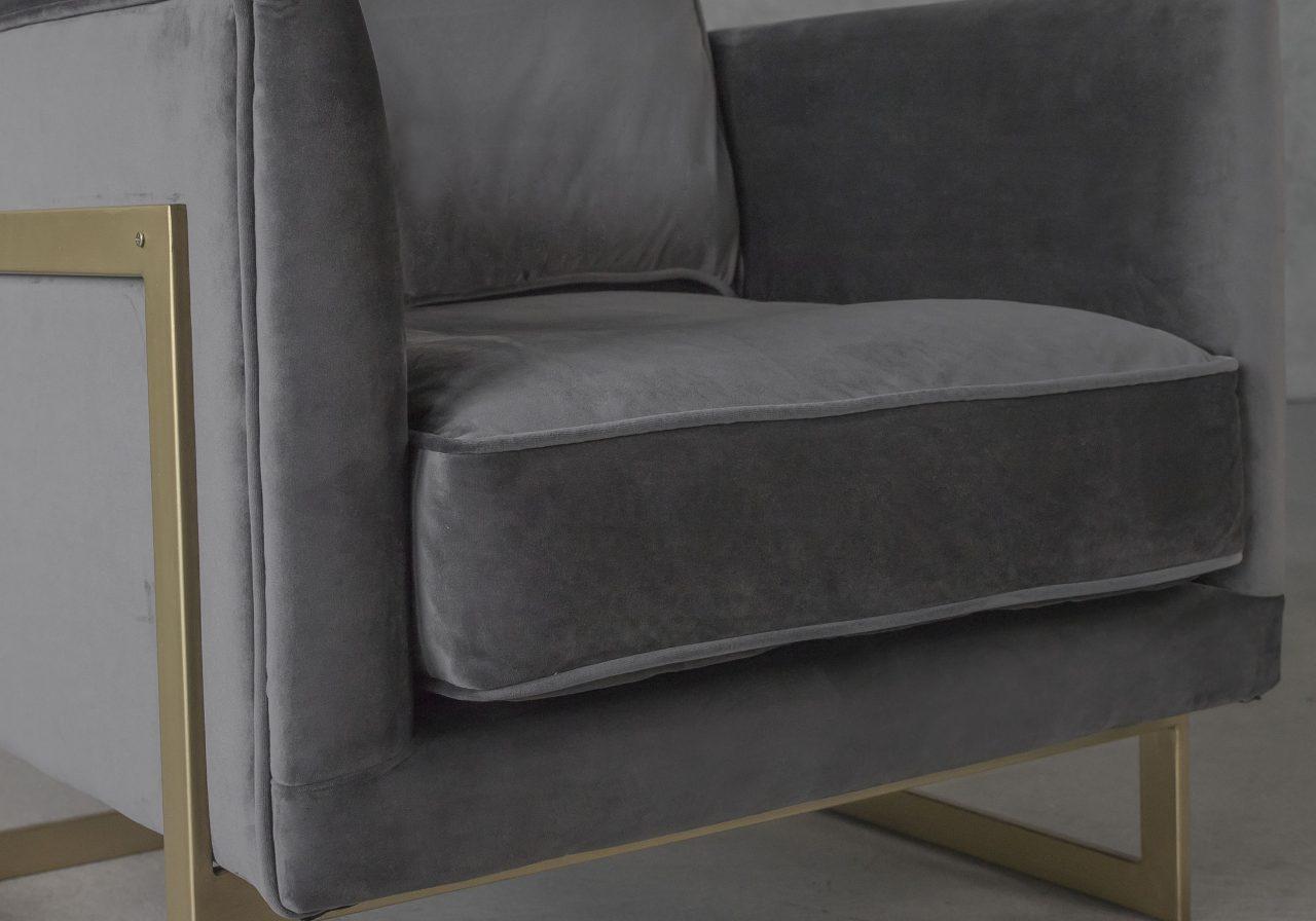 Ralph Chair, Close Up