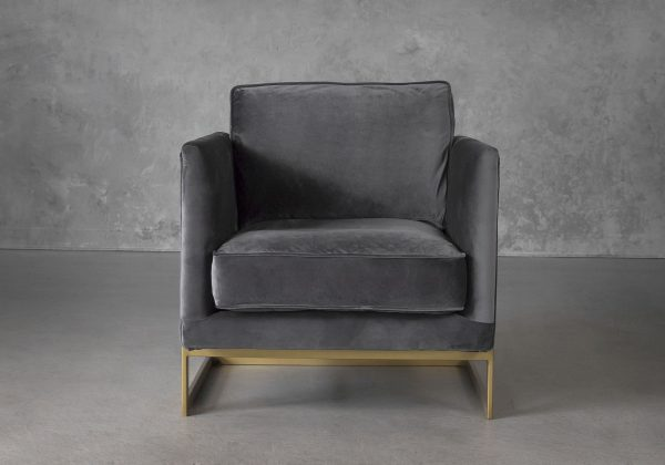 Ralph Chair, Front