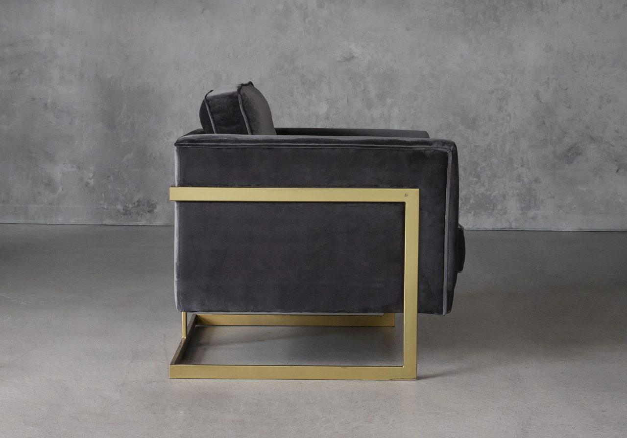 Ralph Chair, Side