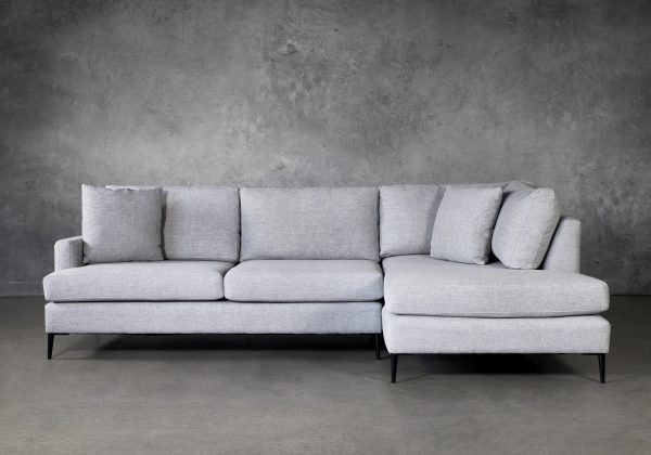 Romy 1 Arm Apartment Sofa, Front
