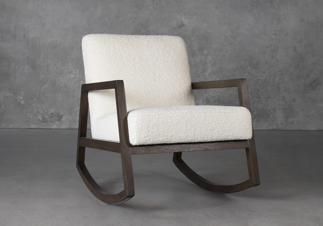 Rory Rocker in Natural Fabric, Angle