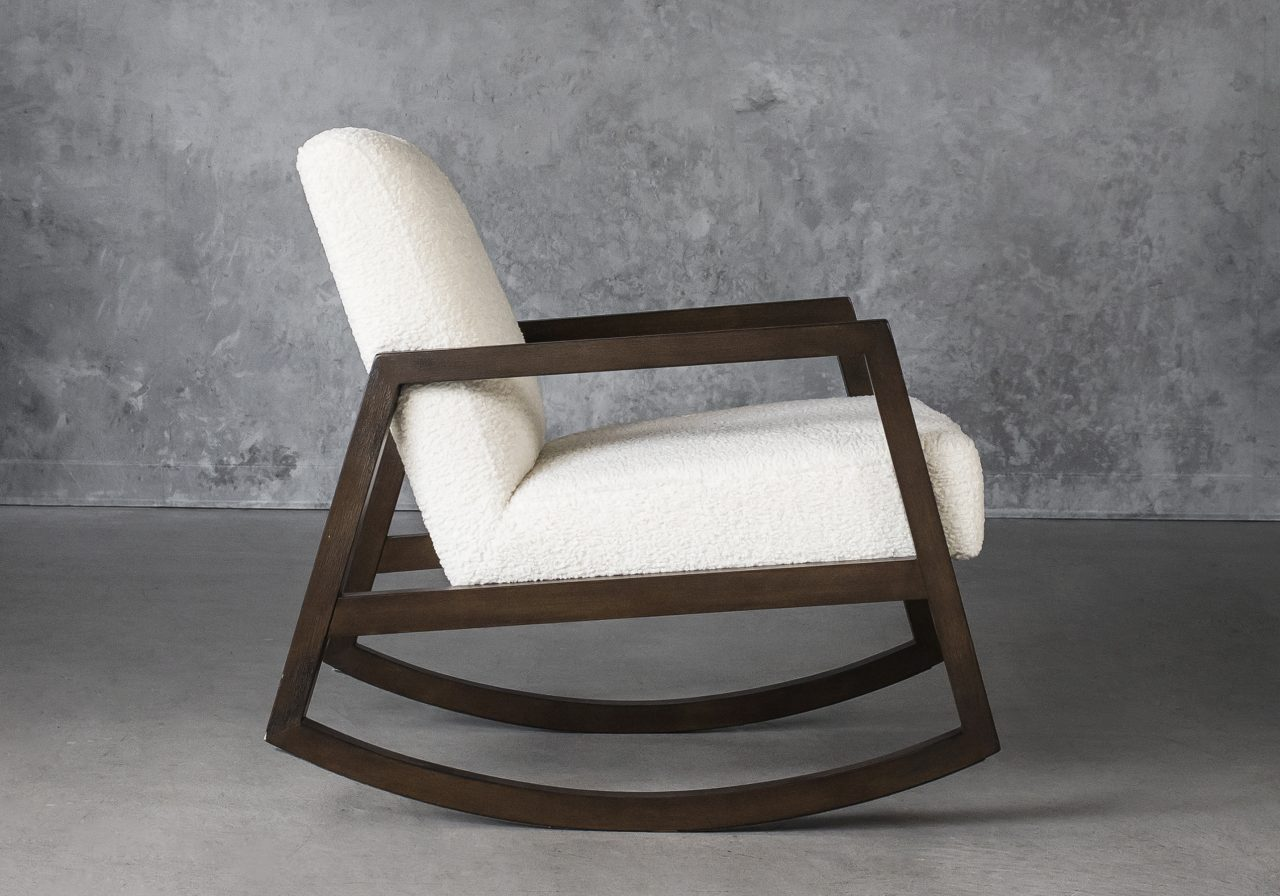 Rory Rocker in Natural Fabric, Side