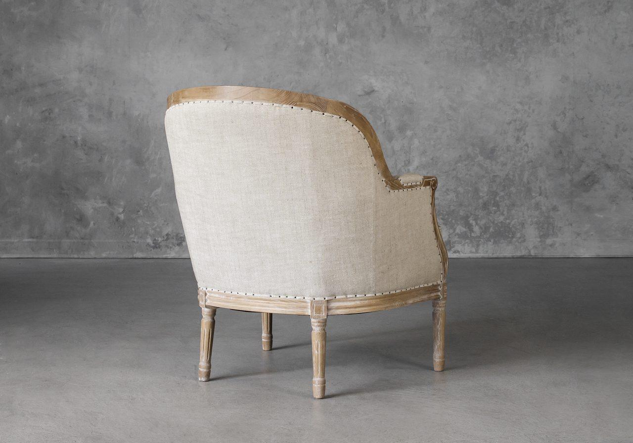 Sandra Chair, Back