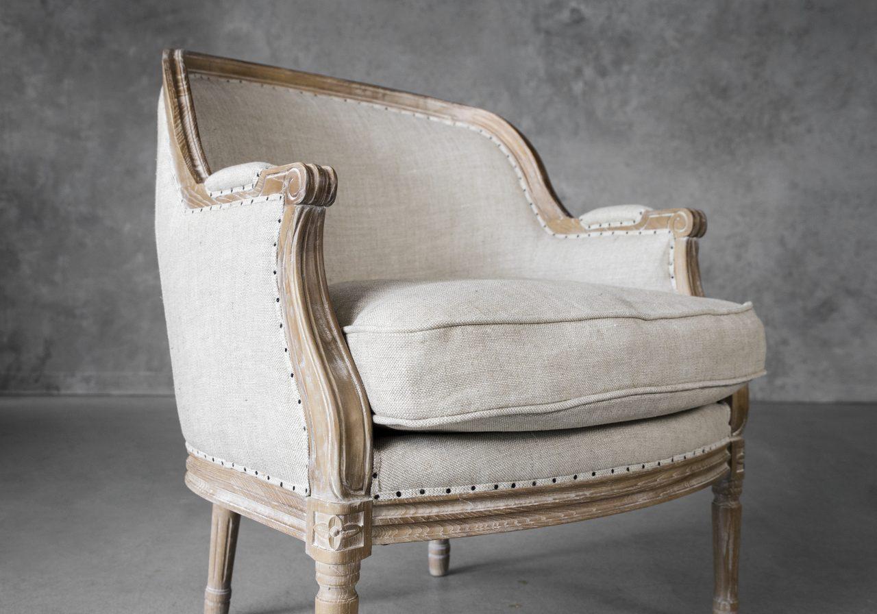 Sandra Chair, Close Up
