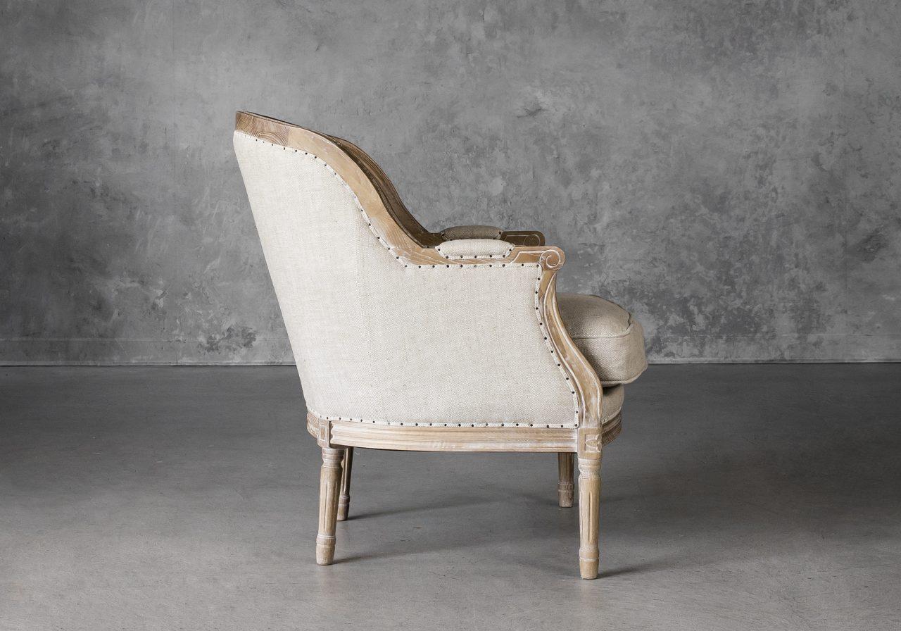 Sandra Chair, Side