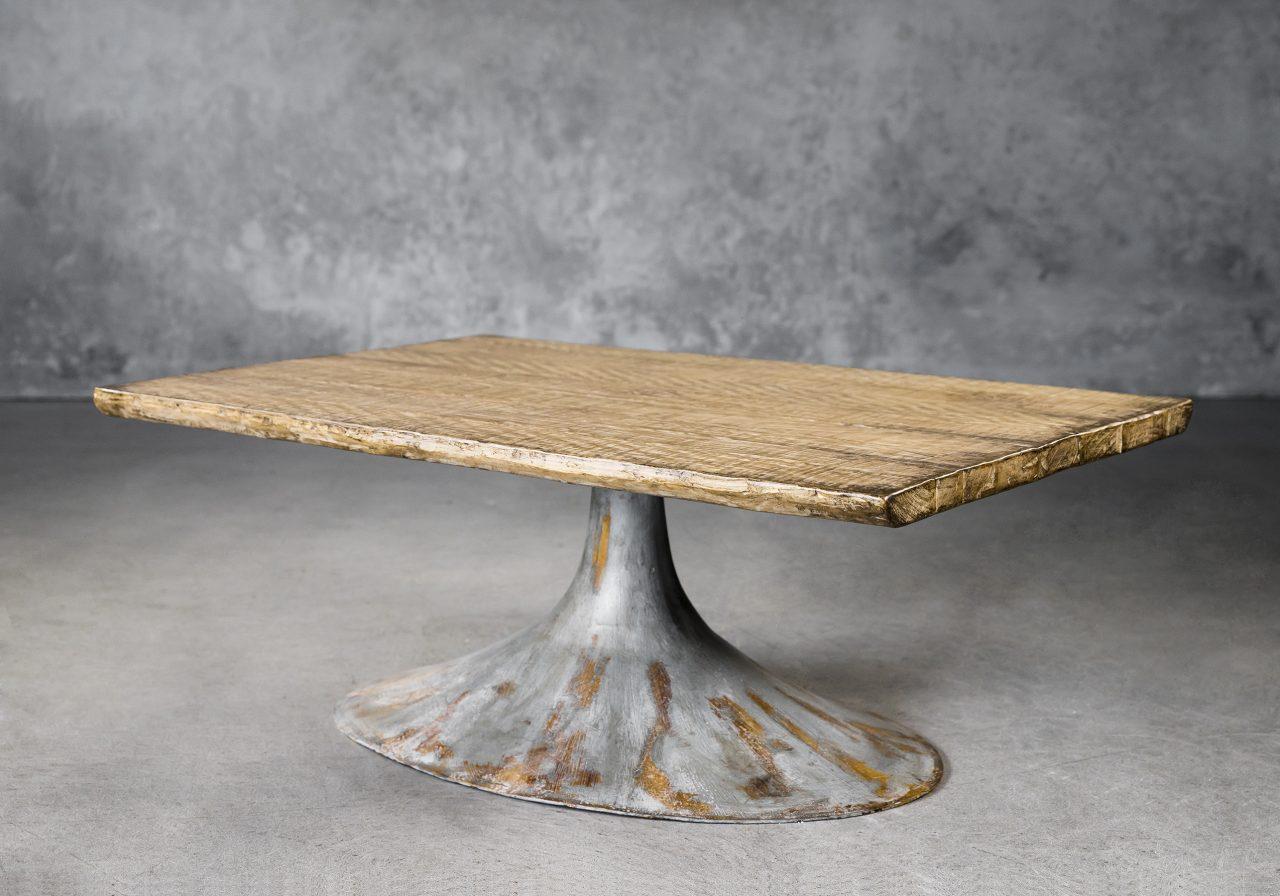 Sara Coffee Table, Angle