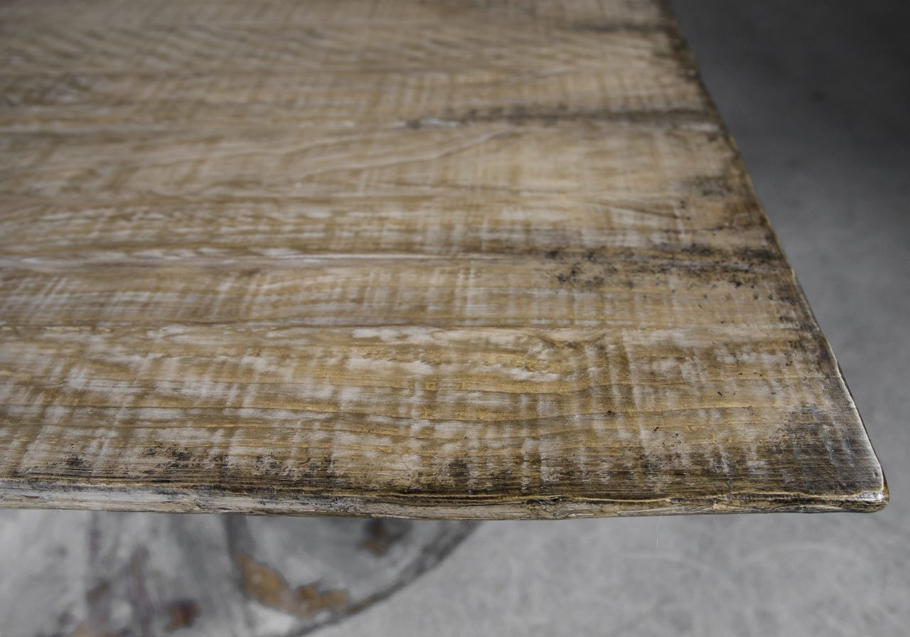 Sara Coffee Table, Close Up