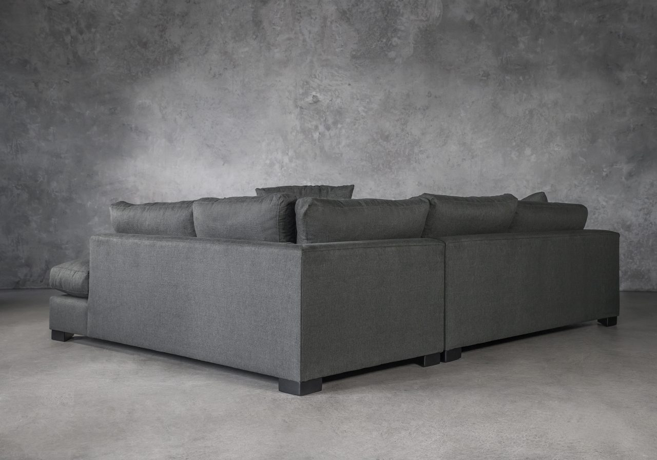 Shay Sectional, Back