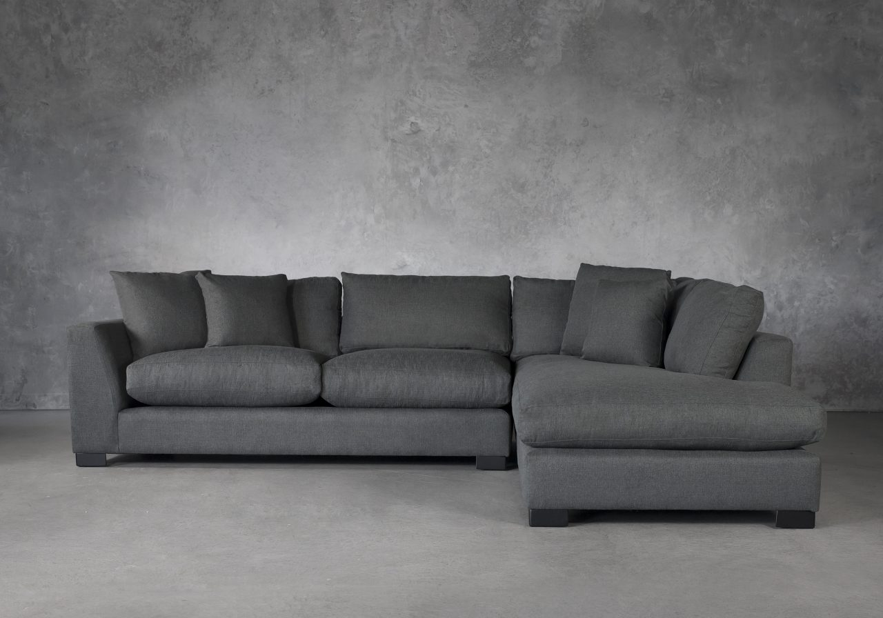 Shay Sectional, Front