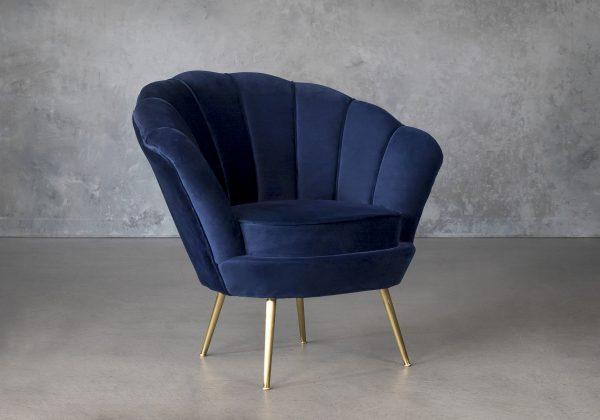 Shell Chair, Angle