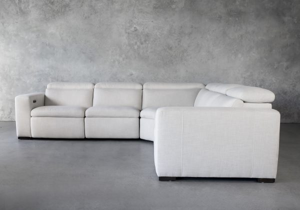 Stanley Sectional, Front