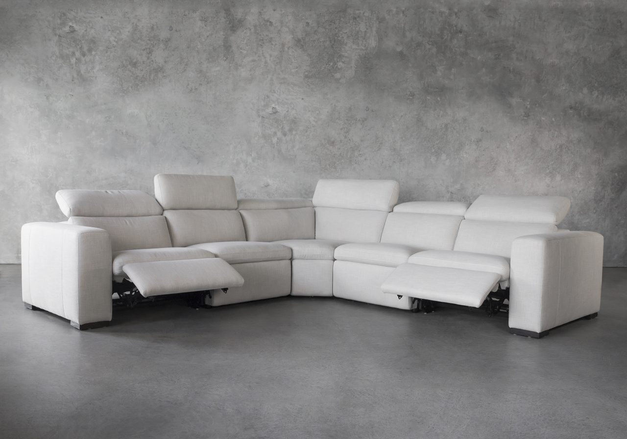 Stanley Sectional, Recliners Out