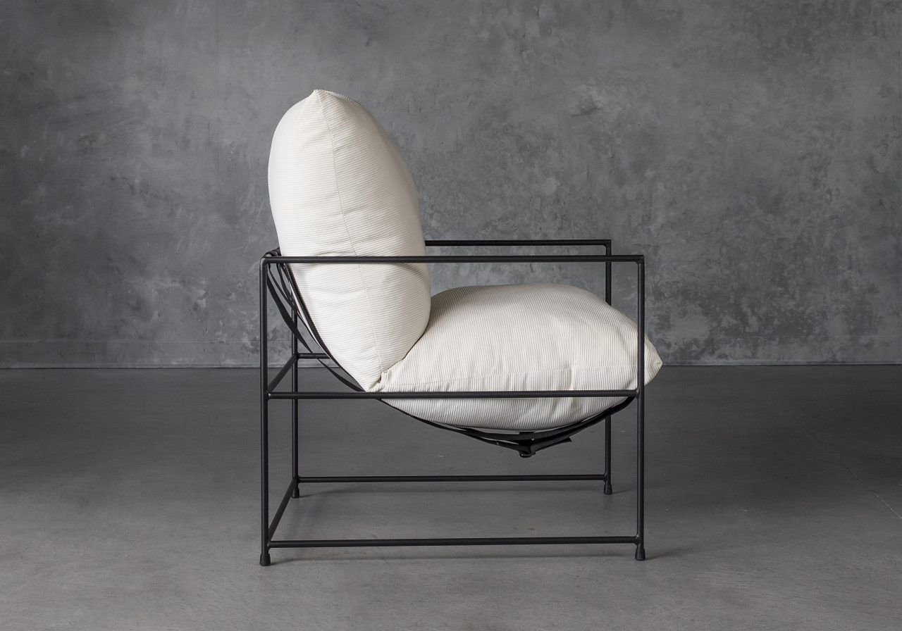 Trento Chair, Side