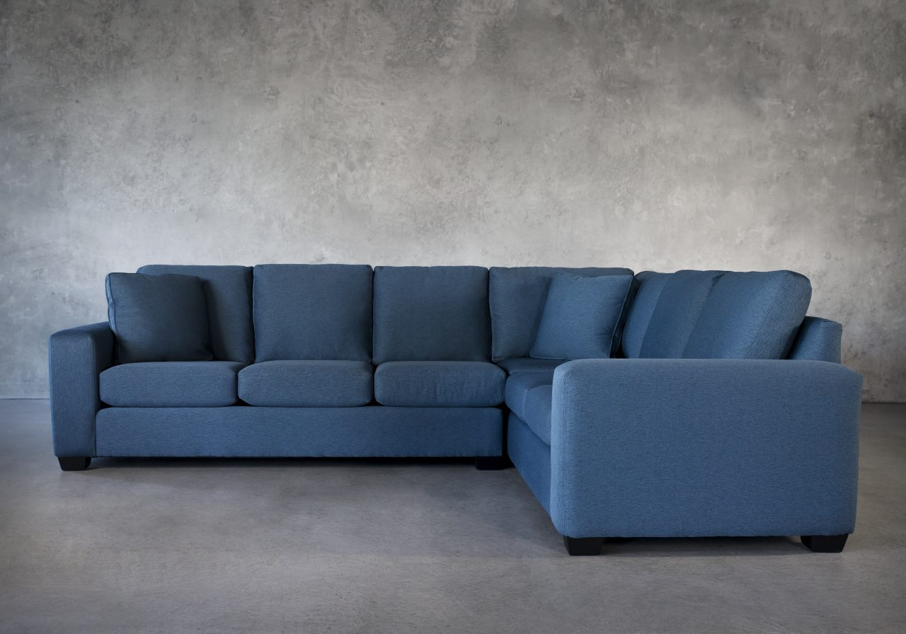 York Sectional, Front