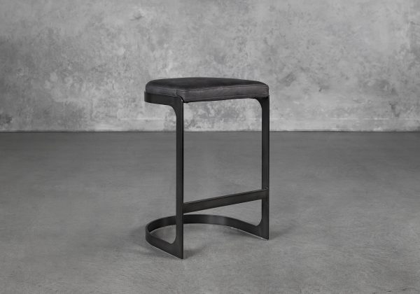 Agra Counter Stool, Angle