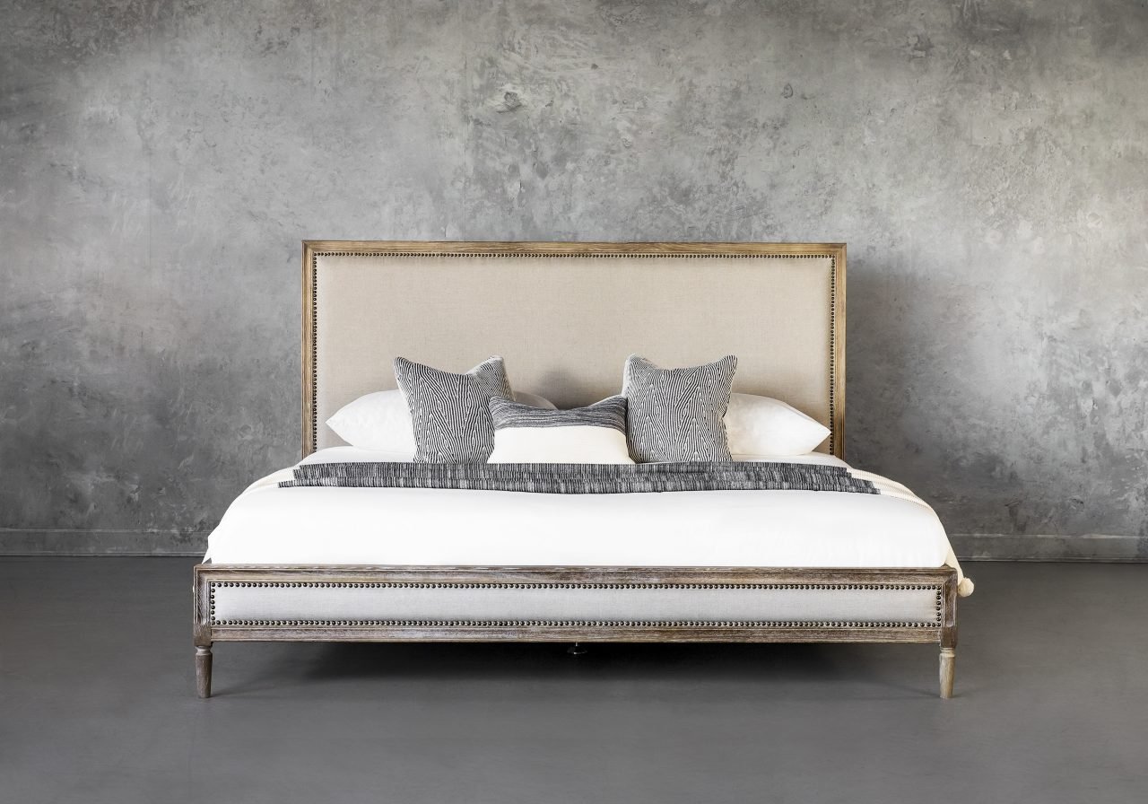 Cayley Bed, Front