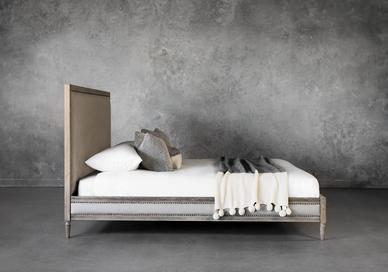 Cayley Bed, Side