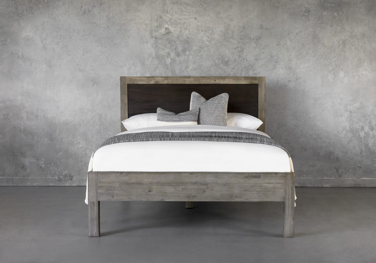 Corsica Bed, Front